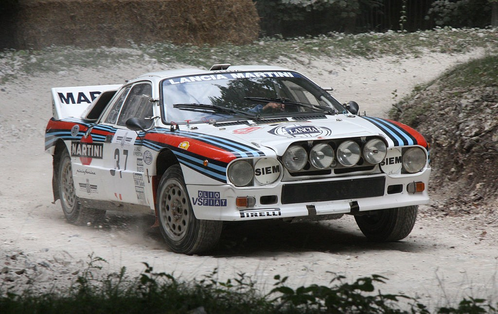 Foto: Brian Snelson - originally posted to Flickr as Lancia Rally 037, CC BY 2.0